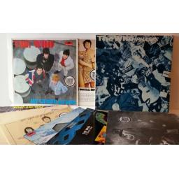 "THE WHO Phases. BOX SET. 11 X 12"" VINYL LP. 2675 216"