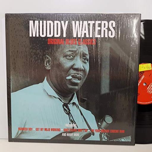 "MUDDY WATERS original blues classics CATLP103 12"" VINYL LP"
