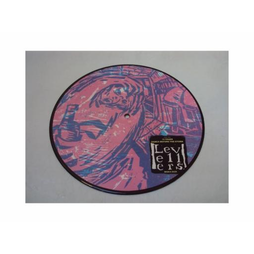 LEVELLERS 15 years Ltd EDITION 10 inch picture disc