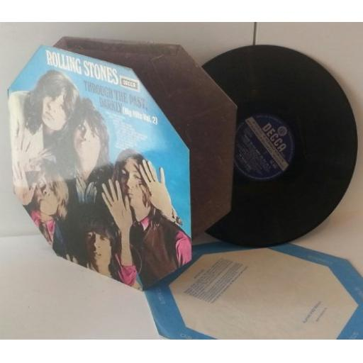THE ROLLING STONES through the past, darkly (big hits vol 2). SKL 5019
