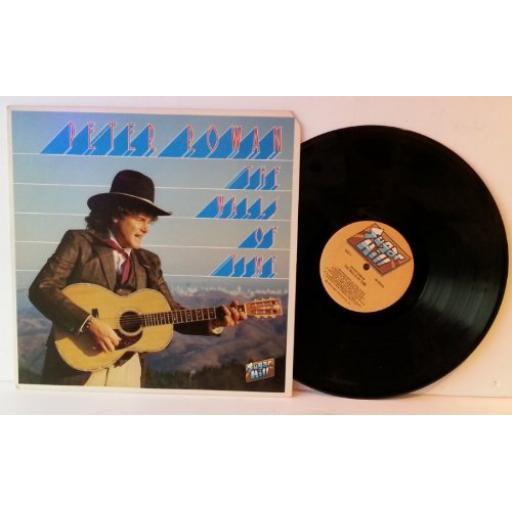 "PETER ROWAN the walls of time. 12"" VINYL LP.SH-3722"