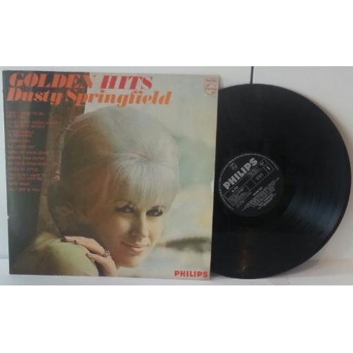 "DUSTY SPRINGFIELD golden hits. 12"" VINYL LP. BL7737"