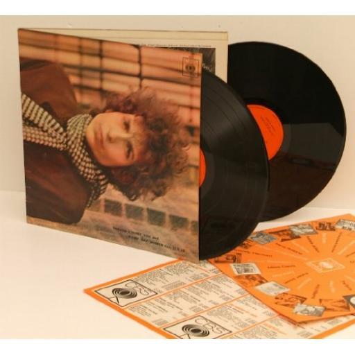 "BOB DYLAN Blonde on Blonde. 12"" VINYL LP. 66012"