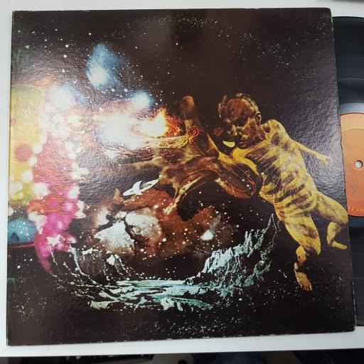 """SANTANA 3. 12"""" VINYL LP, KC30595"""