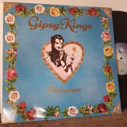 "GIPSY KINGS Mosaique, 12"" vinyl LP. STAR2398"