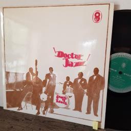 "GEORGE LEWIS & HIS ORCHESTRA Dr. jazz, 12"" vinyl LP. ST576"