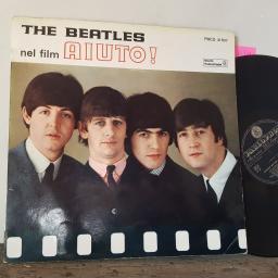 "THE BEATLES Aiuto! (help!), 12"" vinyl LP. PMCQ31507"