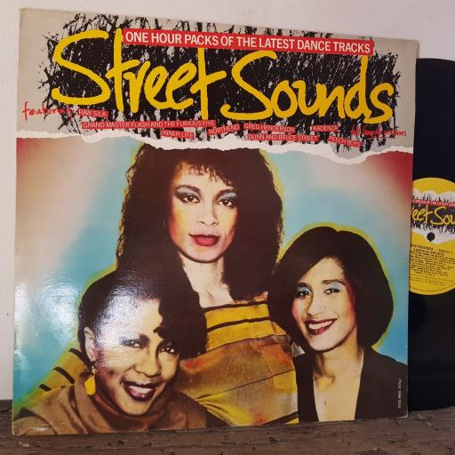 "VARIOUS Streetsounds edition 1. 12"" vinyl LP compilation. STSND001"