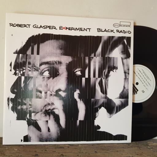 "ROBERT GLASPER EXPERIEMENT Black radio, 2x 12"" vinyl LP. 5099972976715"