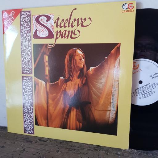"STEELEYE SPAN, 2X 12"" vinyl LP compilation. CR5154"