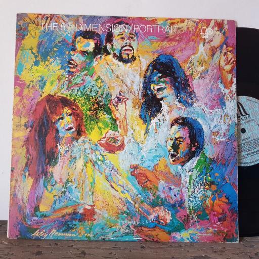 """THE 5th DIMENSION Portrait, 12"""" vinyl LP. SBLL135"""