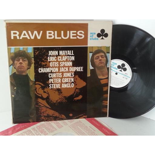 JOHN MAYALL ERIC CLAPTON PETER GREEN OTIS SPANN ETC raw blues, ACL 1220