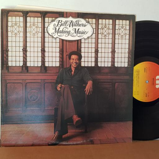 """BILL WITHERS making friends, 12"""" VINYL LP, 69183"""