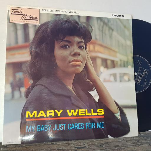 "MARY WELLS My baby just cares for me, 12"" vinyl LP. TML11006"