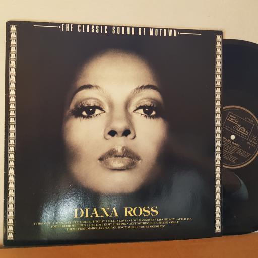 "DIANA ROSS, 12"" vinyl LP. WL72375"