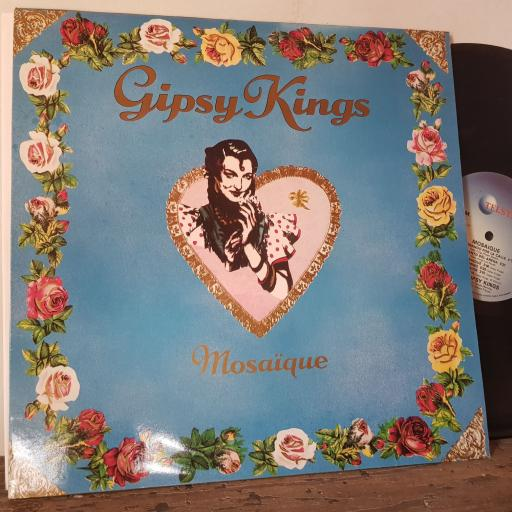 "GIPSY KINGS Mosaique, 12"" vinyl LP. STAR2398"