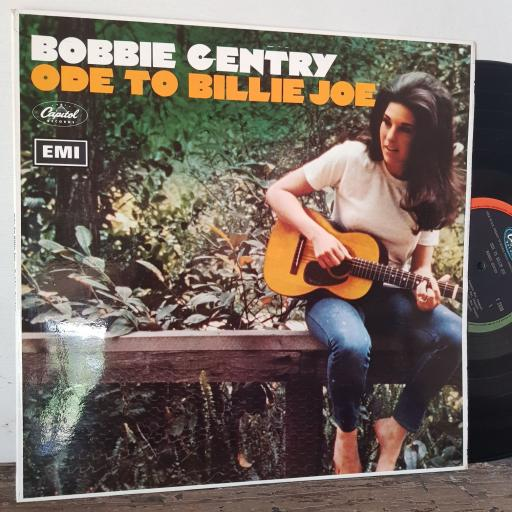 "BOBBIE GENTRY Ode to billie joe, 12"" vinyl LP. T2830"