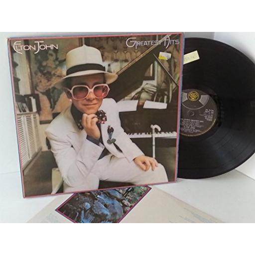 ELTON JOHN greatest hits, DJLPH442