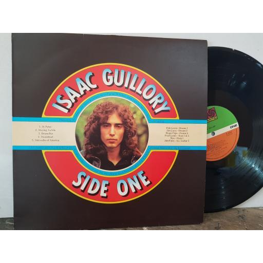"""ISAAC GUILLORY, 12"""" vinyl LP. K40521"""
