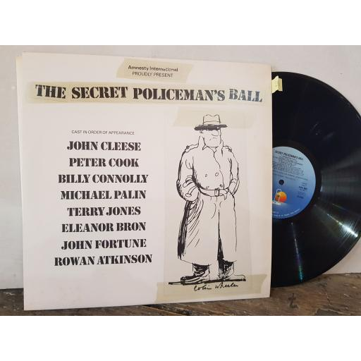 "VARIOUS Secret policeman's ball, 12"" vinyl LP. ILPS9601"