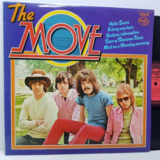 "THE MOVE, 12"" vinyl LP compilation. MFP50158"