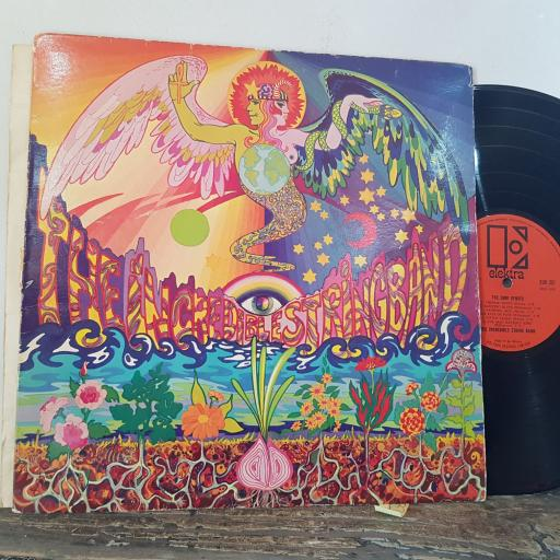 """1st UK PRESS 1967 MONO. THE INCREDIBLE STRING BAND The 5000 spirits or the layers of the onion, 12"""" vinyl LP. EUK257."""