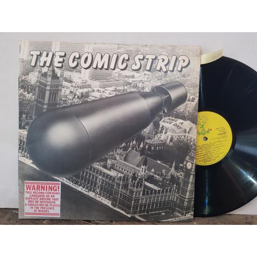 "THE COMIC STRIP, 12"" vinyl LP. HAHA6001"
