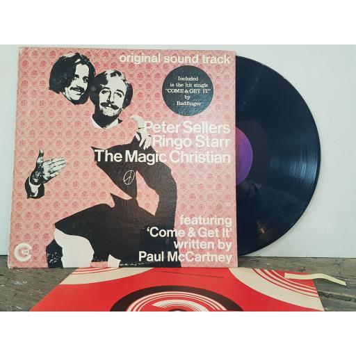 "PETER SELLERS & RINGO STARR The magic christian, 12"" vinyl LP. CU6004"