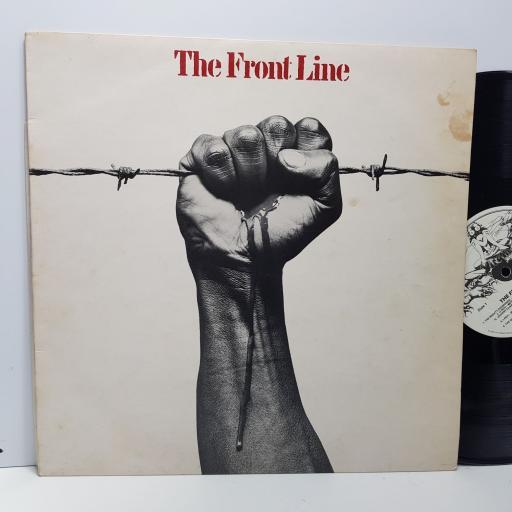 """VARIOUS The front line, 12"""" vinyl LP compilation. VC503"""
