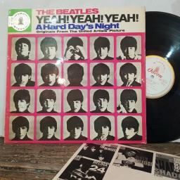 "THE BEATLES Yeah yeah yeah, 12"" vinyl LP. STO83739"