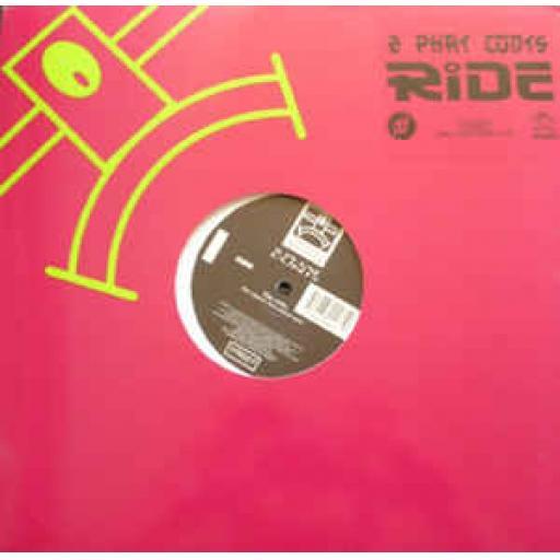 2 Phat Cunts - Ride - Yoshitoshi Recordings [Vinyl]