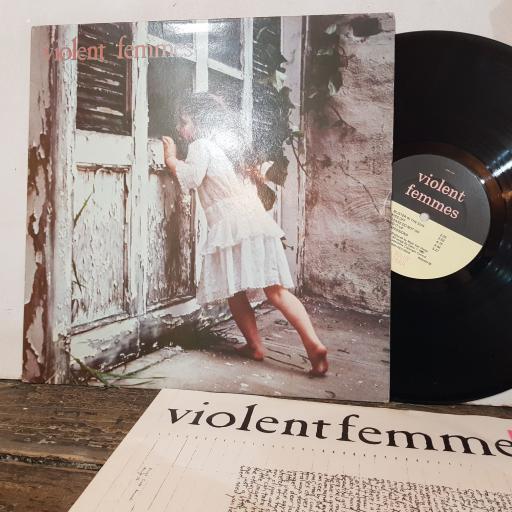 """VIOLENT FEMMES, 12"""" vinyl LP. ROUGH55"""