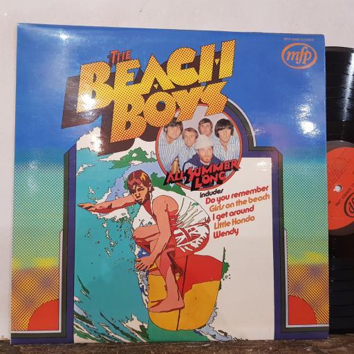 """THE BEACH BOYS All summer long, 12"""" vinyl LP. MFP50065"""
