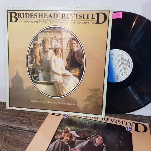 "GEOFFREY BURGON Brideshead revisited, 12"" vinyl LP. CDL1367"
