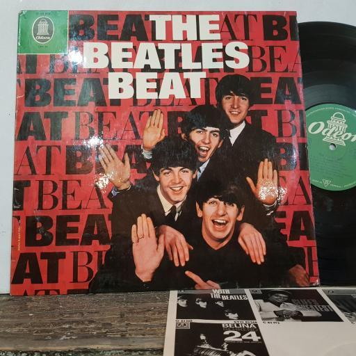 "THE BEATLES The beatles beat, 12"" vinyl LP. O83692"