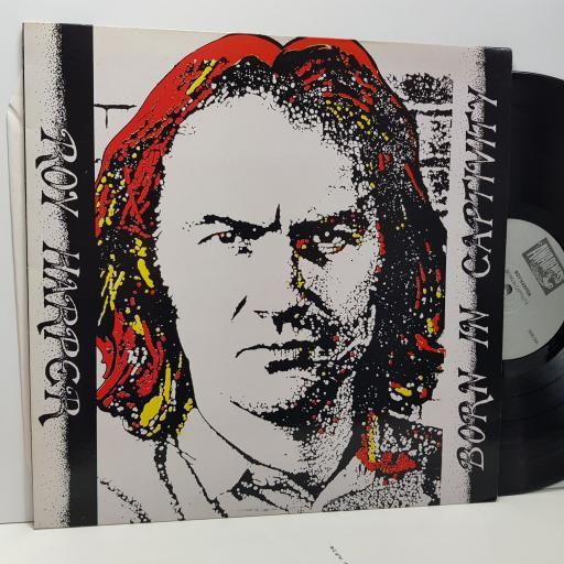 "ROY HARPER Born in captivity, 12"" vinyl LP. LPAWL1001"