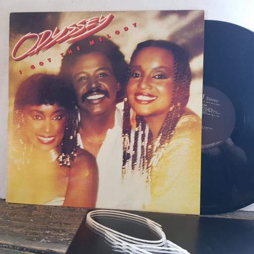 """ODYSSEY I got the melody, 12"""" vinyl LP. RCALP5028"""