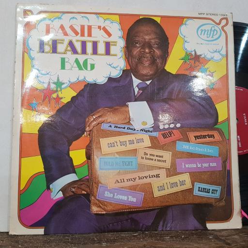 "COUNT BASIE & HIS ORCHESTRA Baie's beatle bag, 12"" vinyl LP. MFP1393"