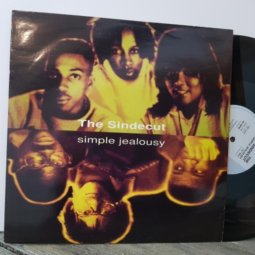 "THE SIDECUT Simple jealousy, 12"" vinyl LP. VST1375"