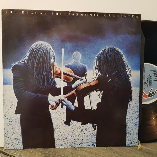 """THE REGGAE PHILHARMONIC ORCHESTRA, 12"""" vinyl LP. ILPS9898"""