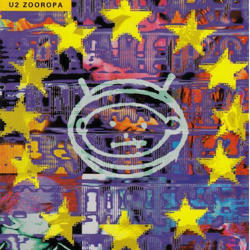 U2 zooropa Island Records – 314-518 047-2