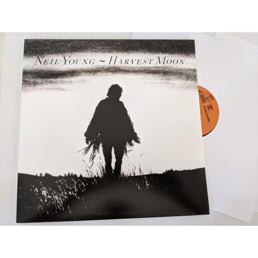 NEIL YOUNG, Harvest moon. 9362-49107-81992. Ltd edition etched vinyl
