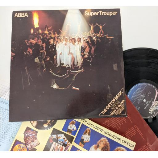 ABBA super trouper. EPC10022.. sku 956