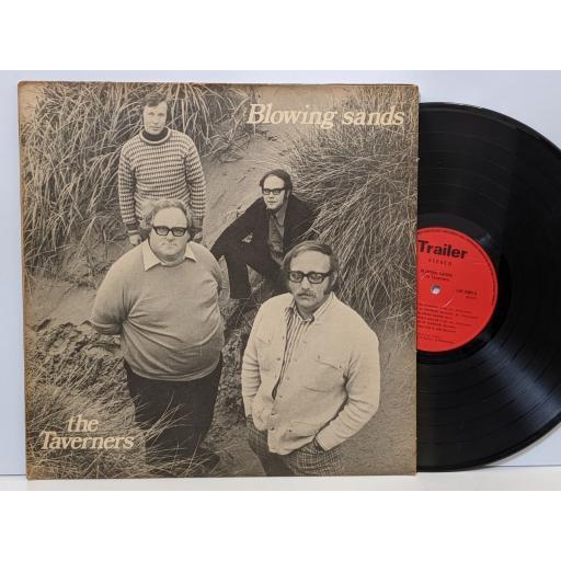 """THE TAVERNERS Blowing sands, 12"""" vinyl LP. LER2080"""