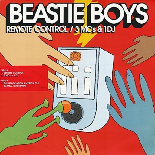 BEASTIE BOYS, Remote Control