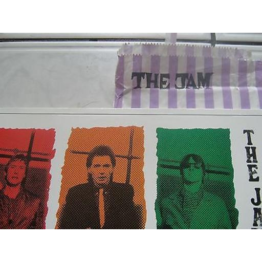 THE JAM the gift, POLD 5055