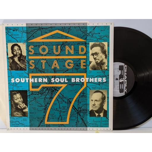 """VARIOUS Southern soul brothers, 12"""" vinyl LP. CRB1156"""