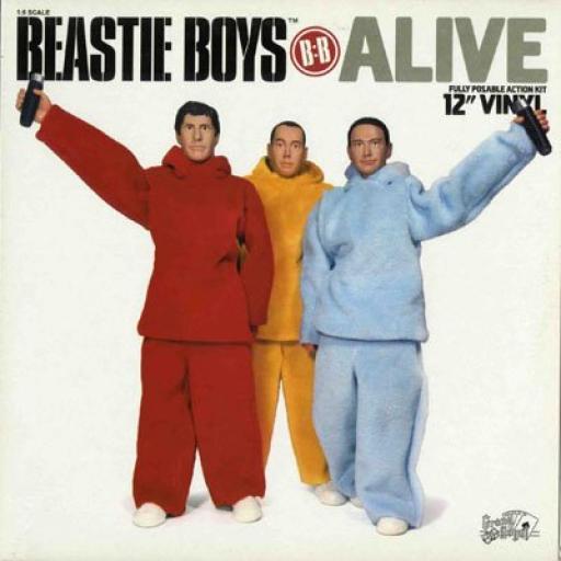 BEASTIE BOYS Alive