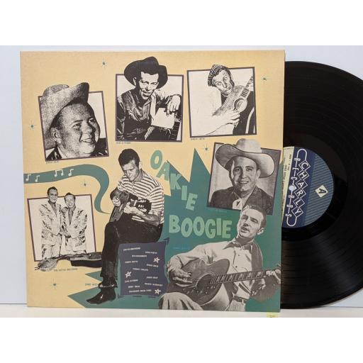 "VARIOUS Oakie boogie (capitol country volume 2), 12"" vinyl LP. CR30256"