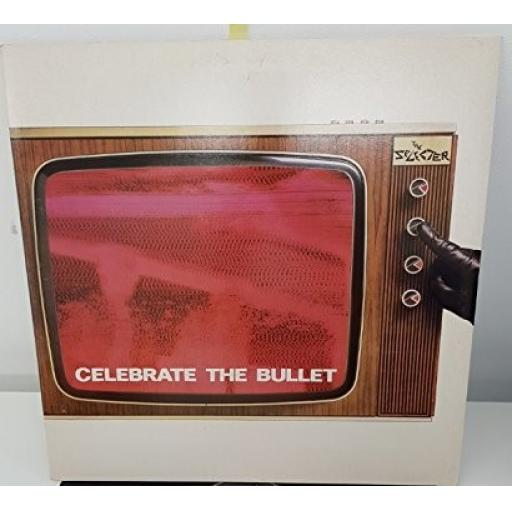 """THE SELECTER, celebrate the bullet, 12"""" LP, CHR 1306-A"""